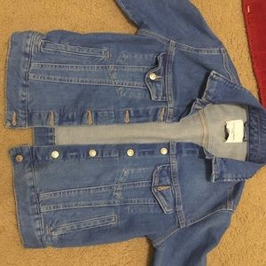 Small Zara Jean jacket